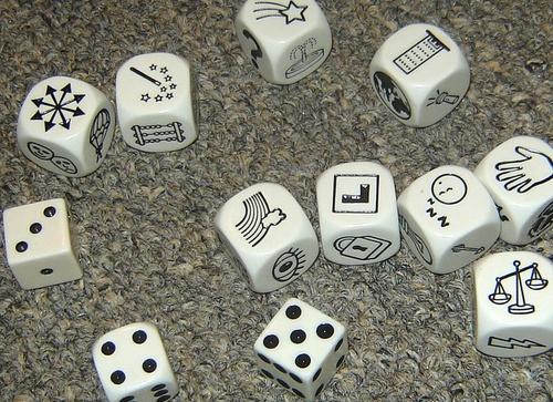 Story cube своими руками