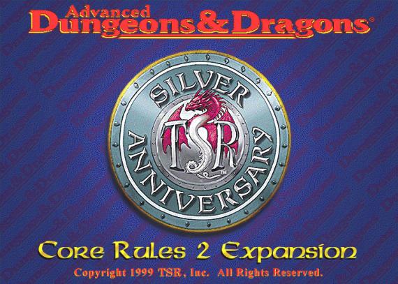 AD&D 2 0 Core Rules CD + Forgotten Realms Interactive Atlas