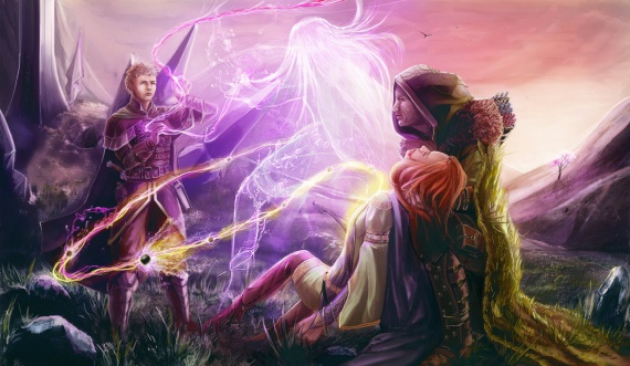Thread of Fate by Igor Esaulov