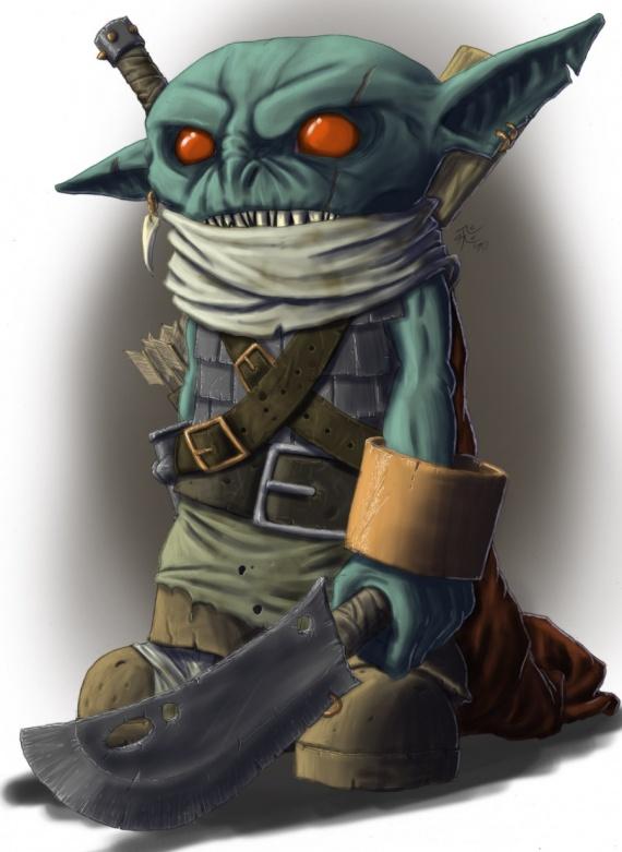 Session 5 - Blue Goblins