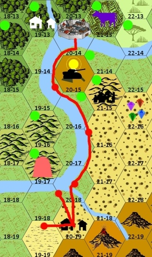 1 - Map - small