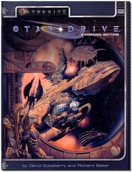 Star*Drive Campaign Setting