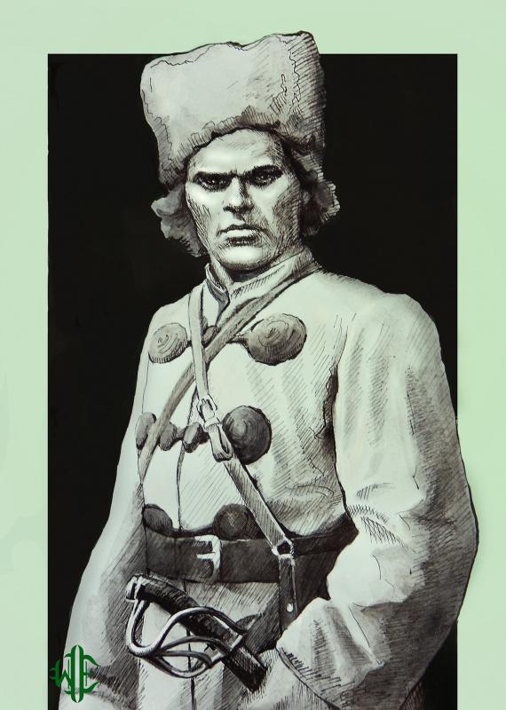 Нестор Махно - легендарный вождь анархистов