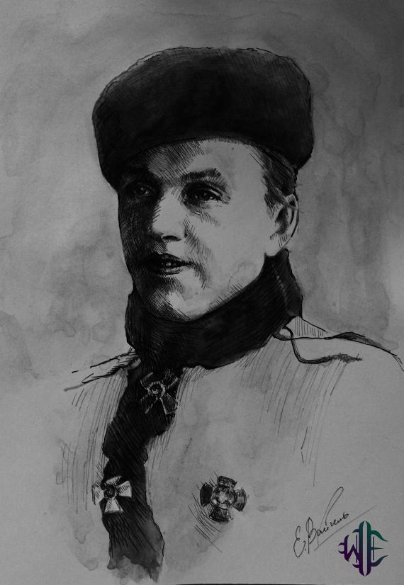 генерал Слащёв-Крымский
